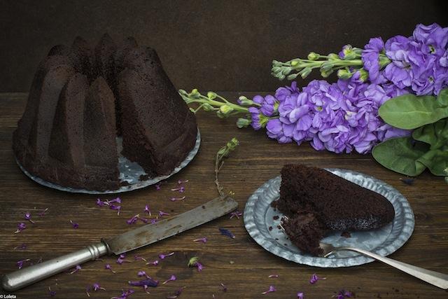 Bosques de Galicia Mejor bizcocho de chocolate 14