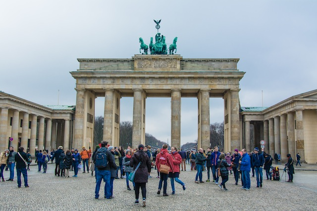 Puerta de Brandenburgo. Roscos de Semana Santa 1 (1 de 1)