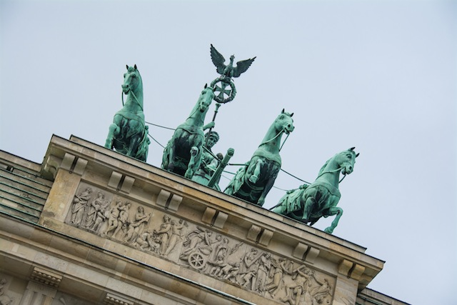 Puerta de Brandenburgo. Roscos de Semana Santa 3 (1 de 1)