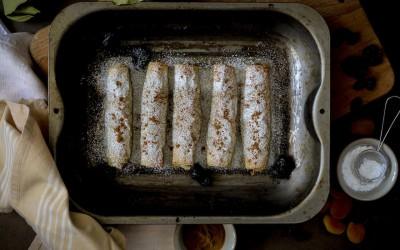 Pastela de pollo y almendras. Un bocado a Marruecos