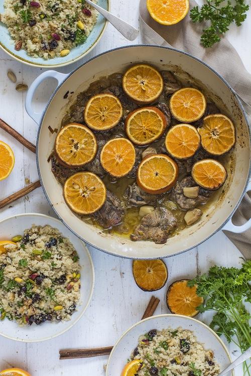 Filetes-de-pierna-de-cordero-con-miel-y-taboule-de-frutos-secos-3