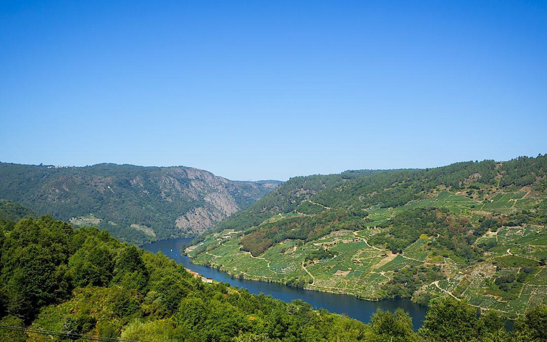 La ruta del Cañón del río Mao. Un paisaje precioso en Ourense