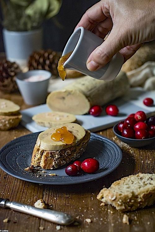 Foie gras a la sal. El placer de hacer higado de pato en casa 15