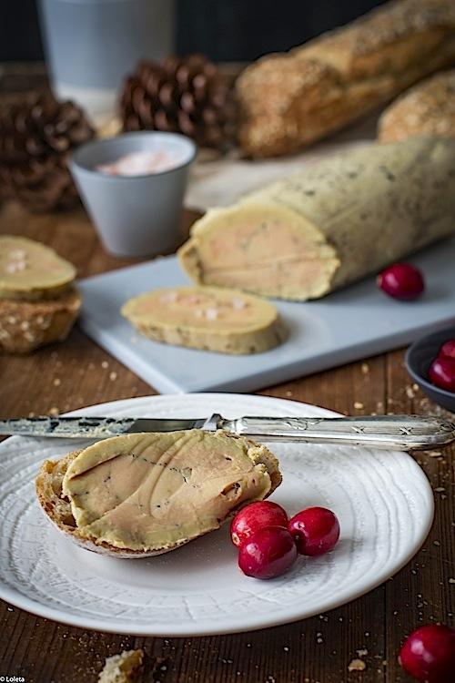 Foie gras a la sal. El placer de hacer higado de pato en casa-21