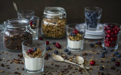 La mejor granola casera. Toda la energía para el desayuno