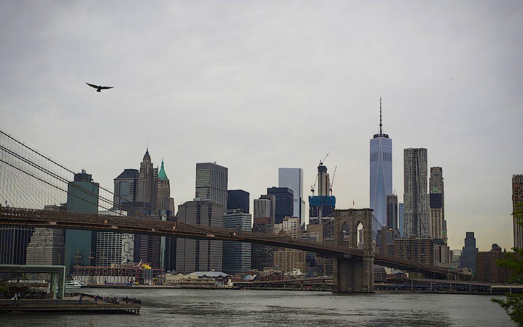 Nueva York I. Viajar a la ciudad de los rascacielos