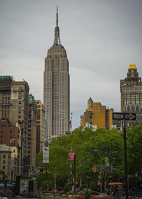 Nueva York I. Viajar a la ciudad de los rascacielos 4