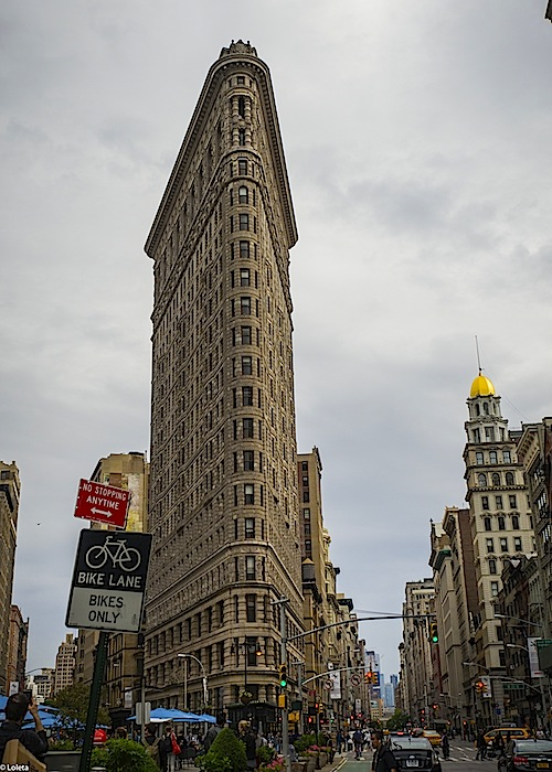 Nueva York I. Viajar a la ciudad de los rascacielos 2