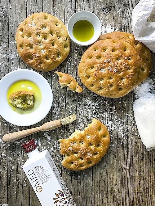 Tortas de pan de aceite 14