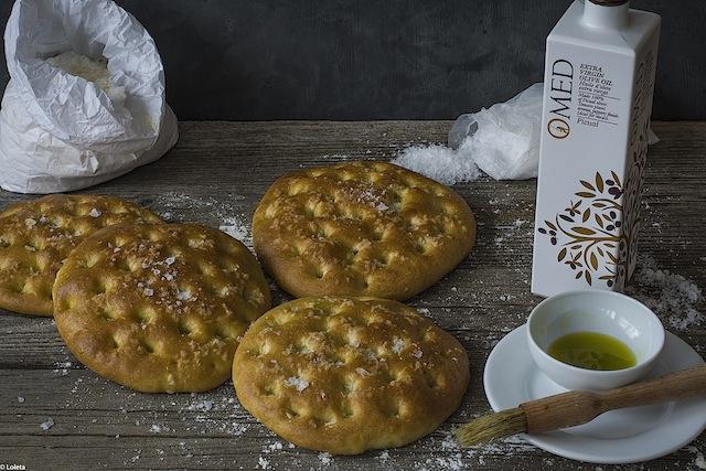 Tortas de pan de aceite 6