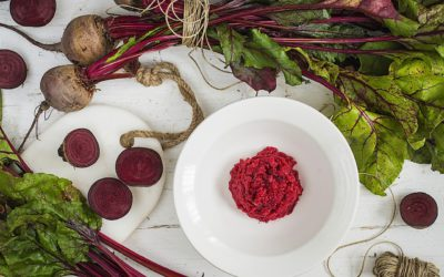 How to make beet risotto. Recipe with Michelin star