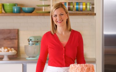 Anna Olson makes your cake challenge by less than three euros TAG angel cake
