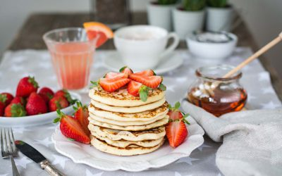 Easy recipe for gluten-free pancakes that you don