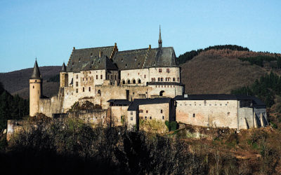 The castles of Luxembourg. The discovery of our trip