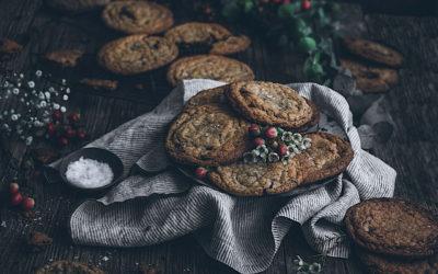 Cookies de chocolate Las mejores galletas de chocolate del mundo.