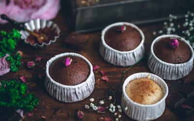 Mushi-vanilla and chocolate bread