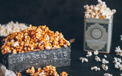 Sweet popcorn. Best for home theater