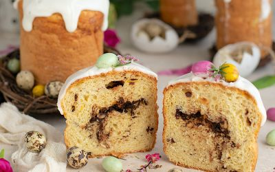 Kulich. The Russian Easter Bread