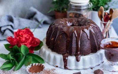 Bizcocho de chocolate perfecto. La receta definitiva del bizcocho más increíble