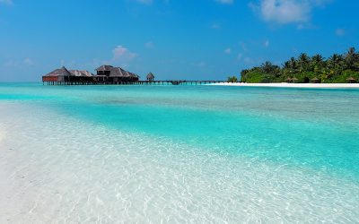 Maldives. If paradise exists, there is no doubt that it is this