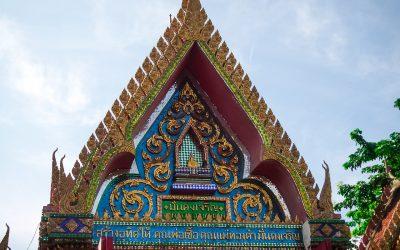 Bangkok. Mis palacios favoritos de una ciudad para perderse una y mil veces