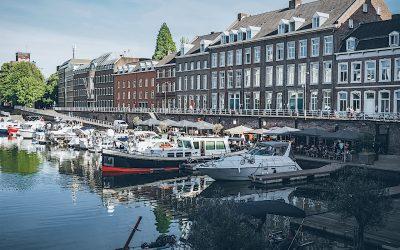 Maastricht. Mis sitios favoritos del tesoro escondido de Holanda